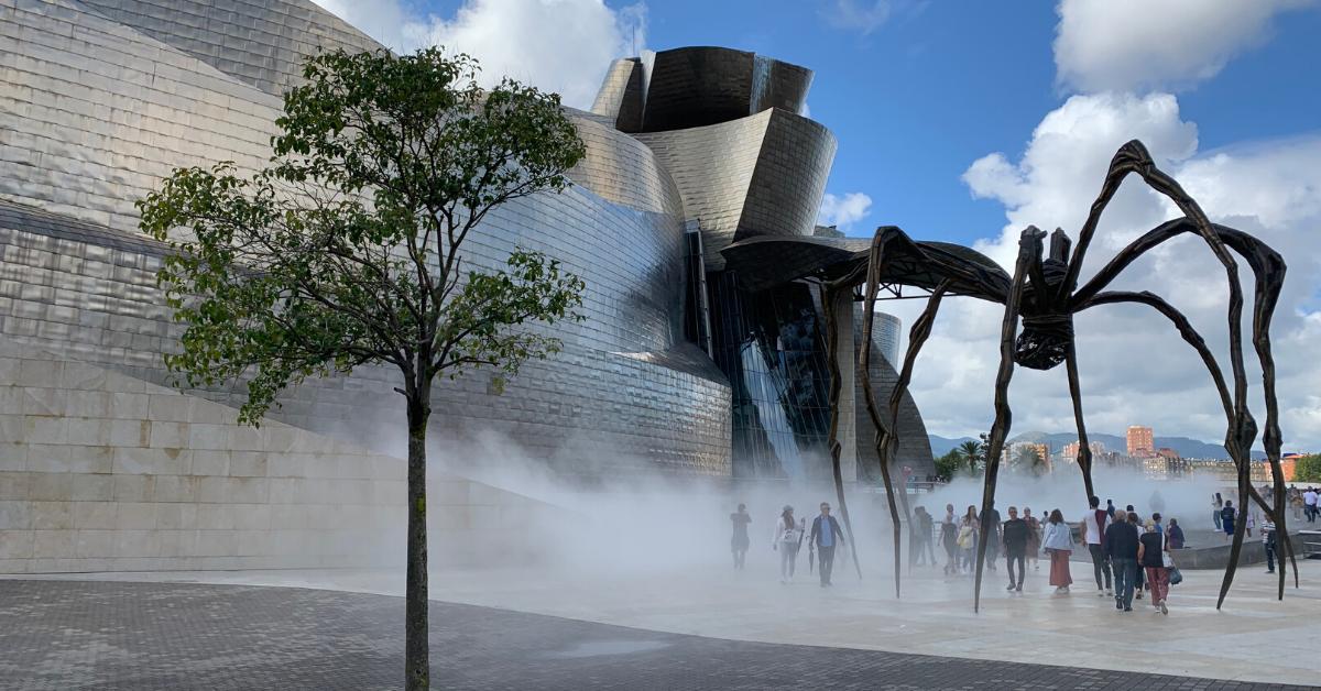 Hero Guggenheim Bilbao
