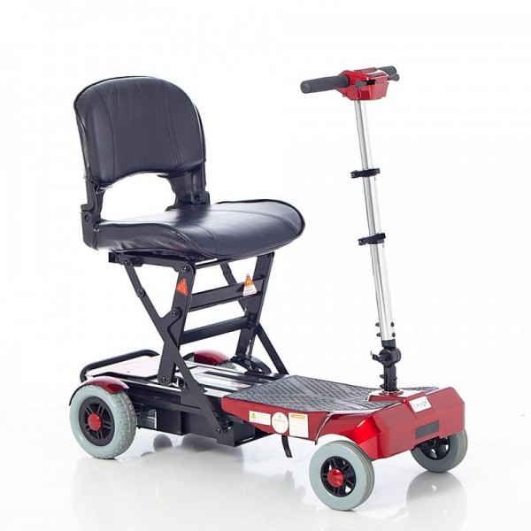 Mobility Equipment Rental: Scooter