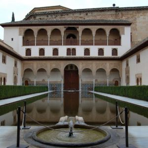 Accessible Alhambra nasrid palaces myrtle
