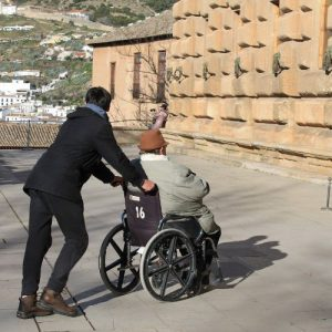 Accessible Alhambra wheelchair service