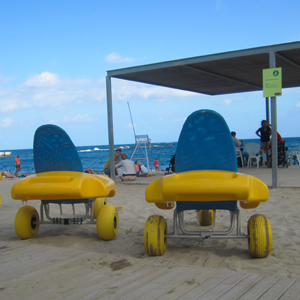 Accessible Beach Wheelchairs