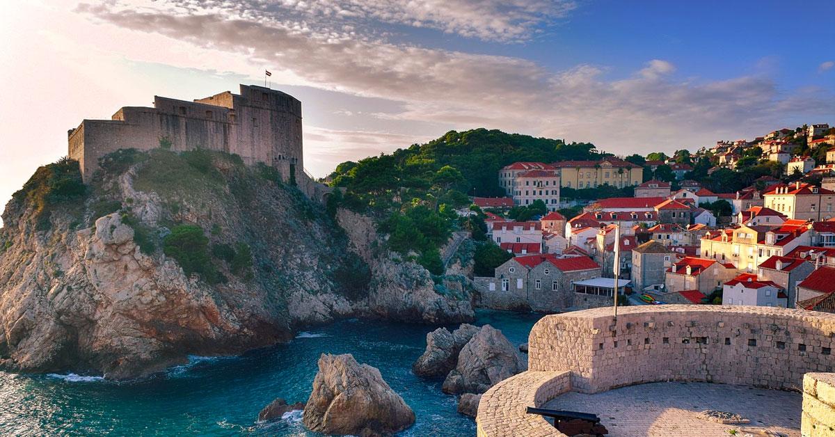 Accessible Dubrovnik hero