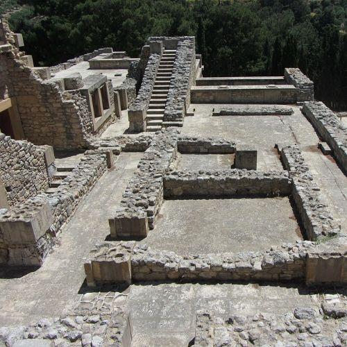 Accessible Knossos Iraklion rethymno hero ruins