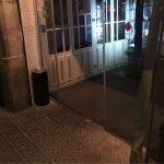 Accessible Restaurant Barcelona Giorgi entrance