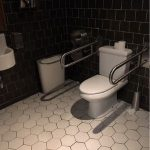 Accessible Restaurant Barcelona Mussol Arenas Accessible toilet