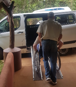 Accessible Taxi Africa