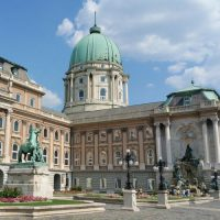 Accessible budapest buda castle