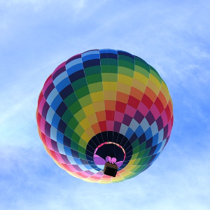 Accessible hot air balloon flight Barcelona
