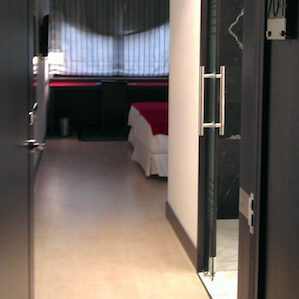 Accessible room hotel Barcelona