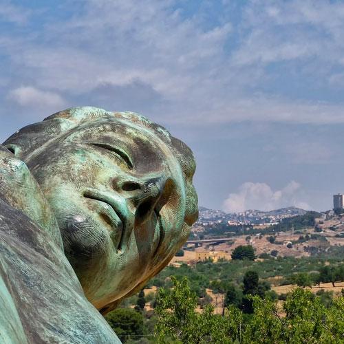 Agrigento view