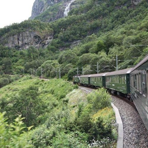 Andalsnes railway