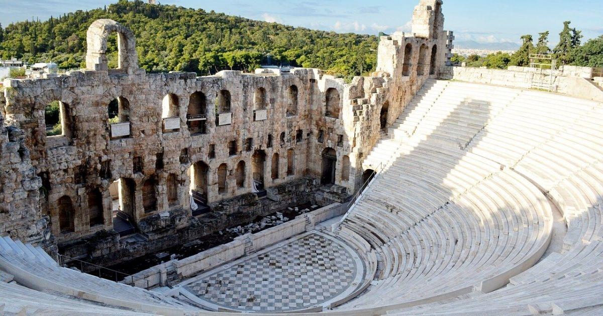 Athens and acropolis tour hero