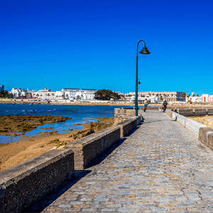 Cadiz Boulevard Smooth Path