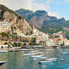 Campania ocean view