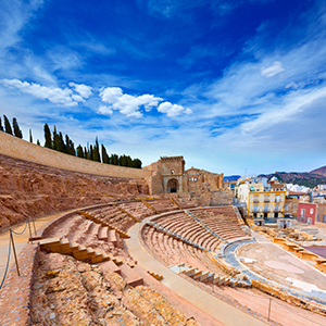 Cartagena Roman Theater