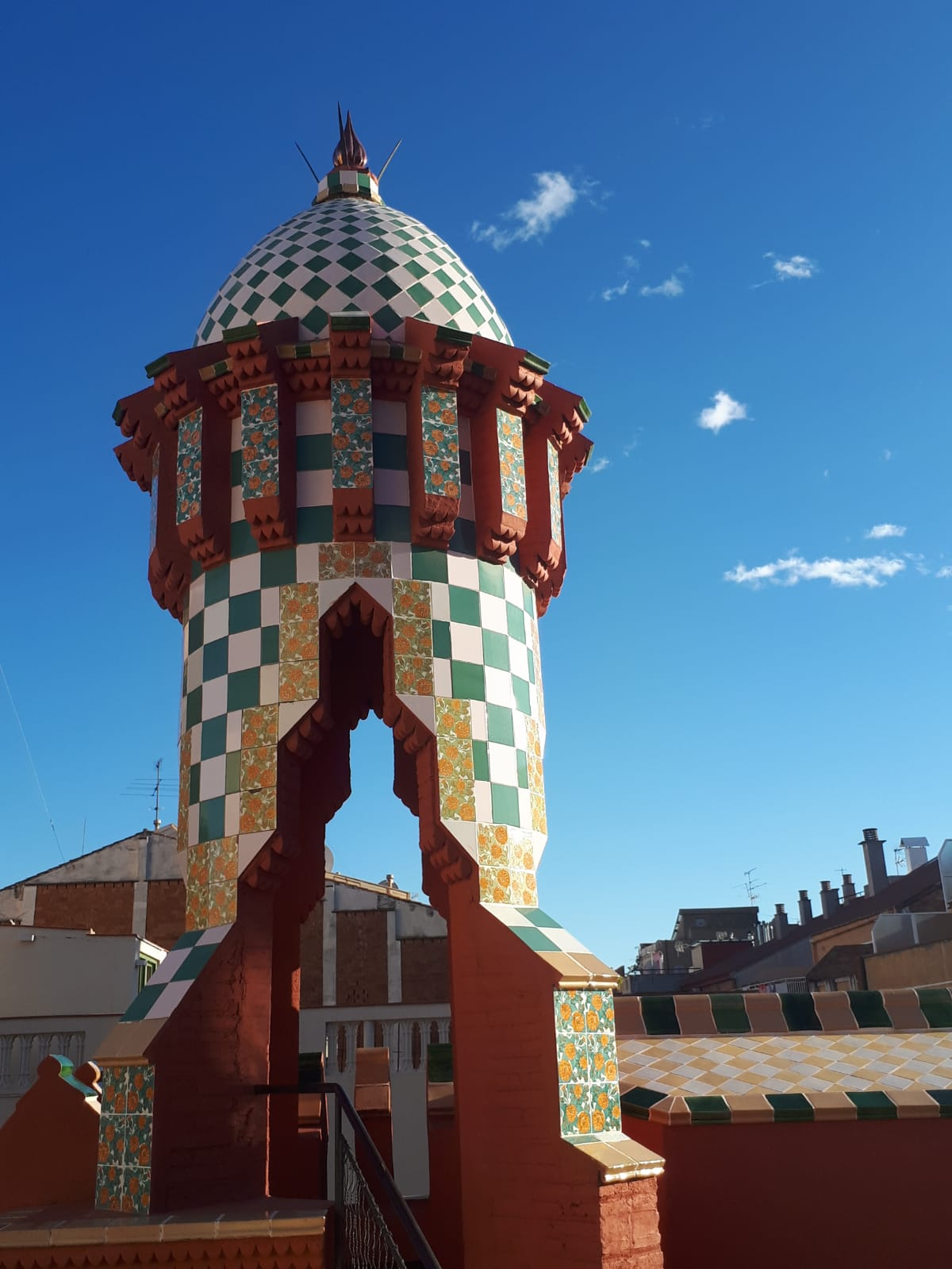 Casa Vicens Tower