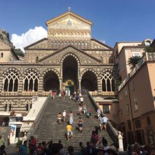 Cathedral Amalfi town