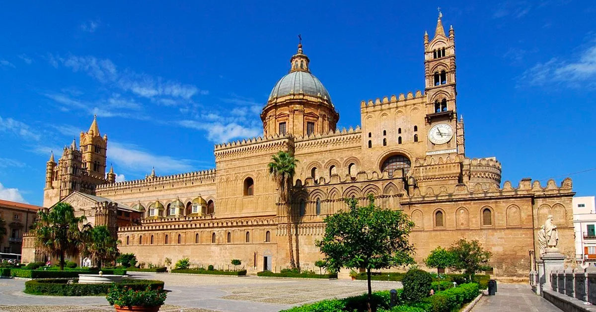 Cathedral Palermo Hero