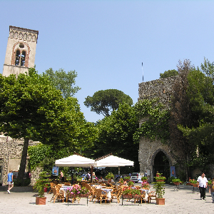 Tour to Amalfi coast Center of Ravello Italy