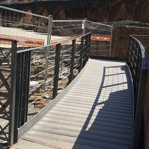 Colosseum bridge