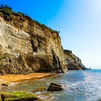 Corfu Cliff