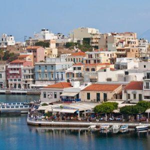 Crete city