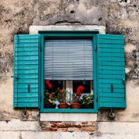 Cute Window Croatia, Split