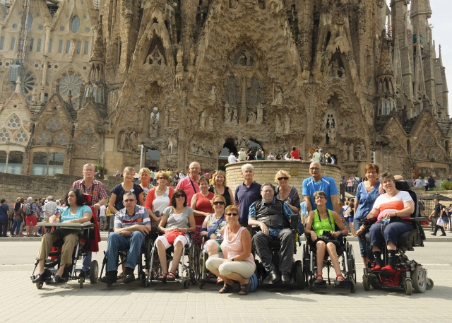 Group Tour - Barcelona Enabled