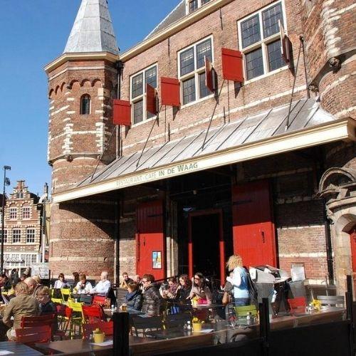 De Waag Amsterdam
