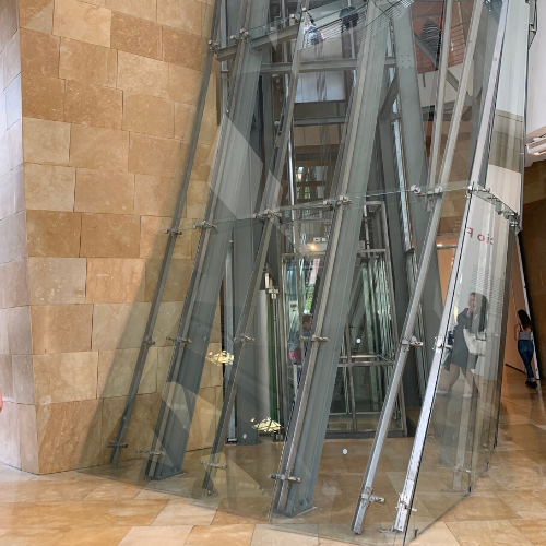Design Elevator Guggenheim