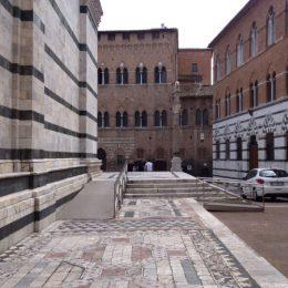 Duomo Siena Ramp