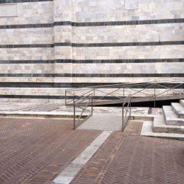 Duomo Siena Ramped Entrance