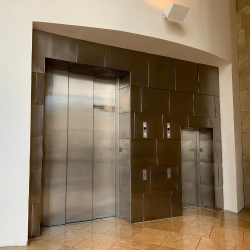 Elevator Guggenheim