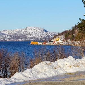 Fjord Kvaloya