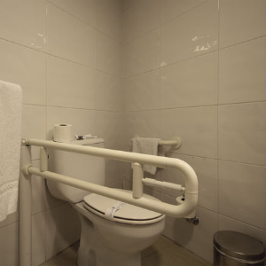 accessible toilet hotel santa susana