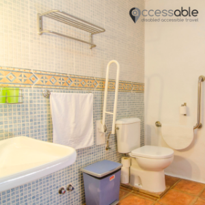 accessible bathroom apartment malaga