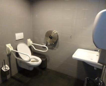 MOJO Japanese kitchen toilet