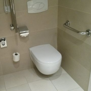 accessible toilet