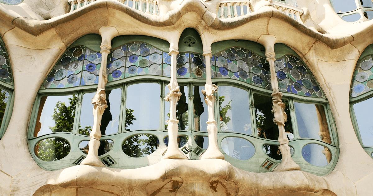Gaudi tour BCN Hero visual