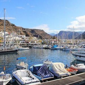 Gran Canaria port