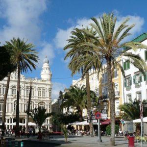 Gran Canaria square