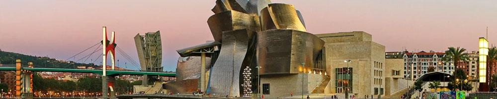 Guggenheim Bilbao banner