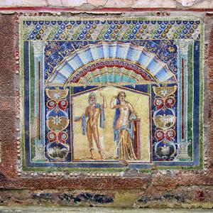 Herculaneum Mural