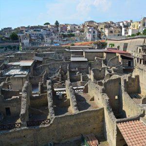 Herculaneum topview
