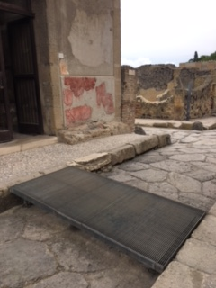 Herculaneum Accessible Path