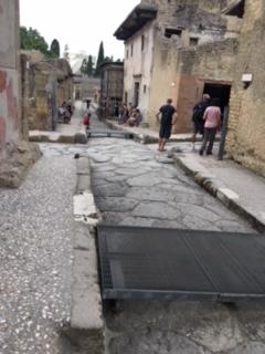Herculaneum ramp