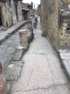 Herculaneum pavement