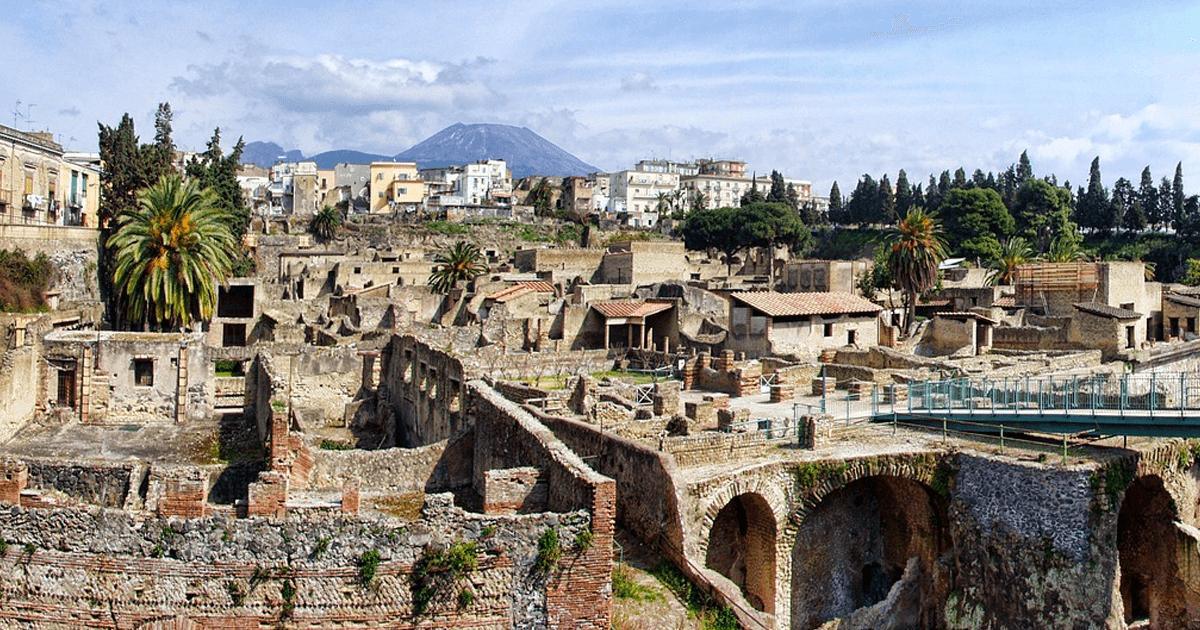 Hero image Herculaneum