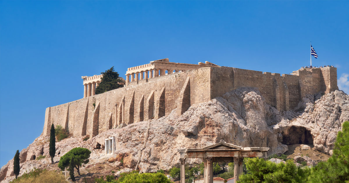 Highlights of Athens and Acropolis Hero