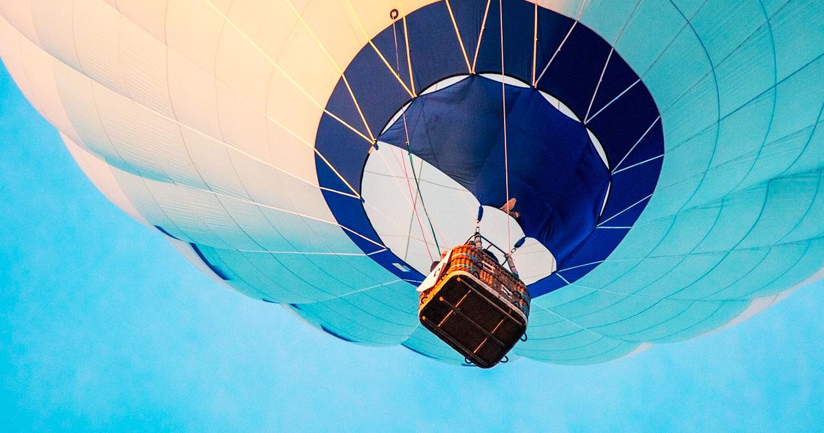 Hot air balloon tour BCN hero